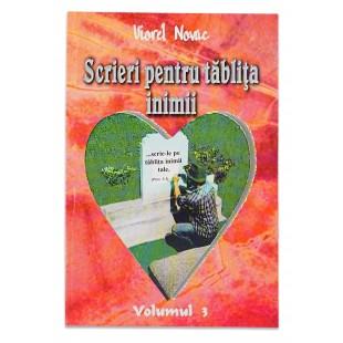 Scrieri pentru tablita inimii - vol. 3
