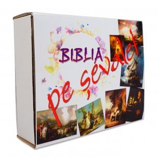 Jocuri biblice pentru copii - Biblia pe sevalet