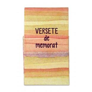 Set de 10 Carduri cu versete - Clasele 8-9