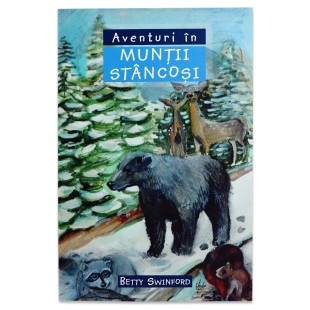 Aventuri in Muntii Stancosi - povestiri crestine pentru copii