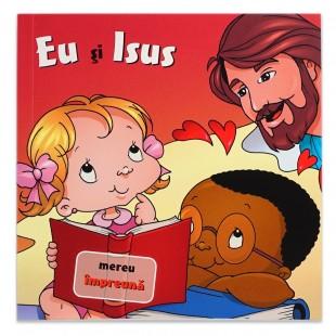 Eu și Isus, mereu împreună de Natalie Vela și P.C. Martin