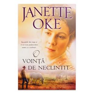 O vointa de neclintit, Janette Oke