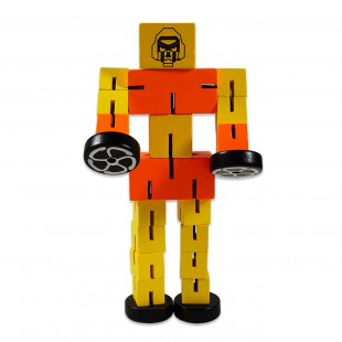 Joc din lemn - Robot (3+)