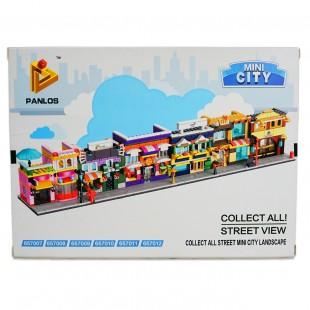 Set jucarie constructii din plastic - Mini city