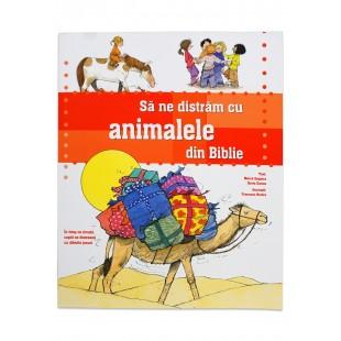 Să ne distrăm cu animalele din Biblie - Jocuri și activități biblice