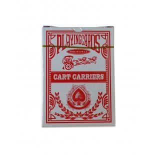 Set carti de joc - Rosu