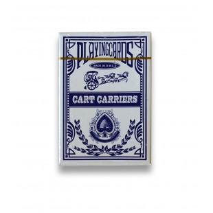 Set carti de joc - Albastru
