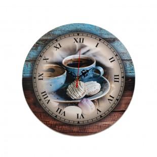 Ceas de perete rotund   -  30x30 cm