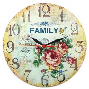 Ceas perete - Family