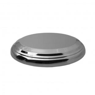 Baza inox pentru Tava de Impartasanie - argintiu lucios