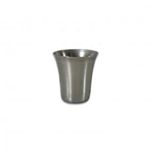 Paharel inox pentru Tava de Impartasanie - argintiu mat