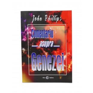 Comentariu biblic asupra Genezei de John Phillips