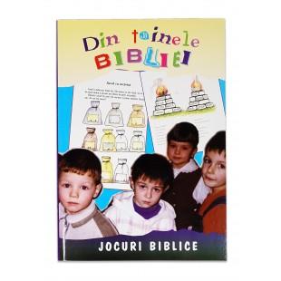 Din tainele Bibliei - Jocuri biblice pentru copii