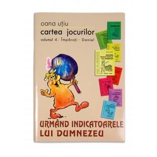 Cartea jocurilor - Volumul 4: Urmand indicatoarele... - Jocuri crestine pentru copii