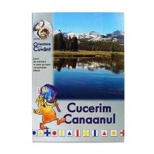 Cucerim Canaanul - Jocuri crestine pentru copii