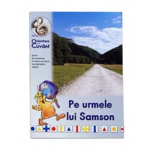 Pe urmele lui Samson - Jocuri crestine pentru copii