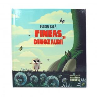 Fineas şi dinozaurii - Povestiri crestine pentru copii