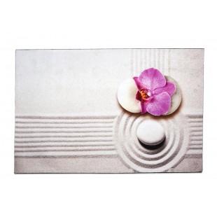 Covoras decorat - Orhidee