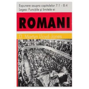 Comentarii biblice epistola catre Romani