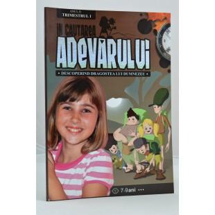 În Căutarea Adevărului - Manual pentru lucratorii biblici cu copii (7-9 ani)