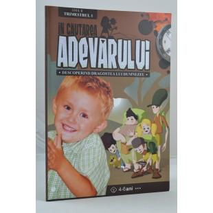 În Căutarea Adevărului - Manual pentru lucratorii biblici cu copii (4-6 ani)