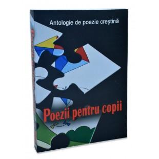 Poezii pentru copii - Antologie de poezie crestina pentru copii
