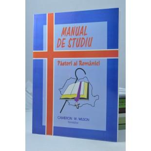 Manualul de studiu - pastori ai Romaniei (pentru misiune)