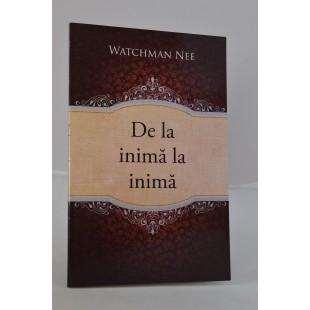 De la inima la inima de Watchman Nee