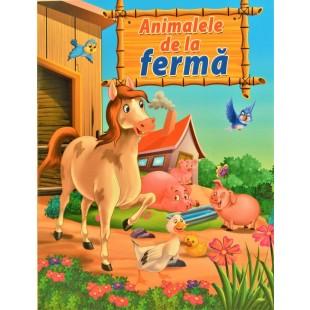 Animale de la ferma, 8 povestiri pentru copii