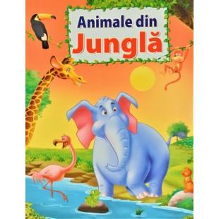 Animale din jungla, 8 povestiri pentru copii