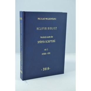 Sclipiri biblice vol. 2 de Nicolae Moldoveanu