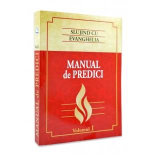 Manual de predici Vol. 1 - predici scrise si schite de predici