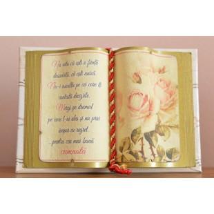 Carte decorativa - Nu uita ca esti o fiinta deosebita...(10x14 cm)