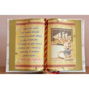 Carte decorativa - Drumul spre succes este o poteca...(10x14 cm)