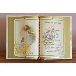 Carte decorativa- Pentru cea mai buna fiica...(14x21 cm)
