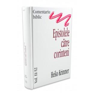 Comentariu biblic epistolele catre Corinteni