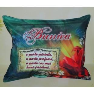 Perna decorativa - Bunica ( 33x26 cm )