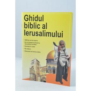 Ghidul biblic al Ierusalimului
