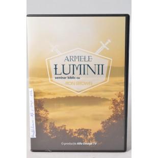 Armele luminii, seminar biblic cu Ron Brown, DVD