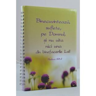 Agenda crestina - Binecuvinteaza, suflete, pe Domnul