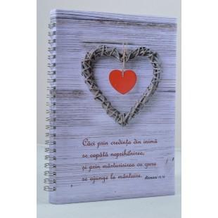 Agenda crestina - Caci prin crednta din inima