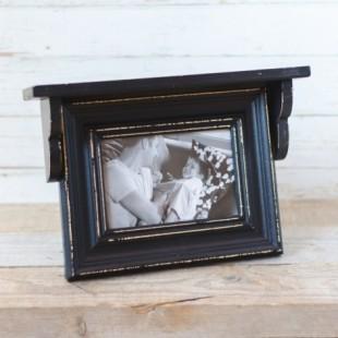 Rama foto - Neagra (10 x 15 cm foto)
