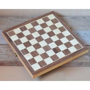 Set sah, tabla cu piese (29x29 cm)