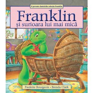 Franklin si surioara lui mai mica - Povestiri pentru copii (3-9 ani)