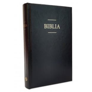 Biblia marime medie, coperta tare, cu trimiteri, traducere trinitariana