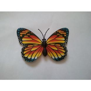 Fluturi decorativi 3D cu magnet(12)