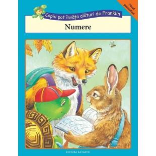 Numere - Carte cu activitati pentru copii (5-8 ani)