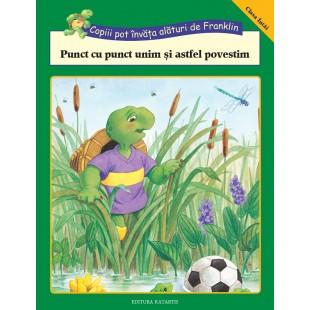 Punct cu punct unim si astfel povestim - Carte cu activitati pentru copii (5-8 ani)