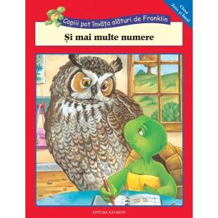 Si mai multe numere - Carte cu activitati pentru copii (3-8 ani)