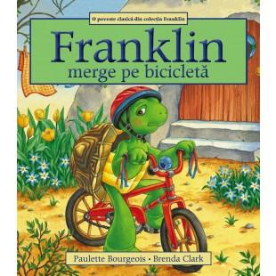 Franklin merge pe bicicleta - Povestiri pentru copii (3-9 ani)
